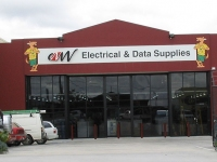 CNW Front Signage