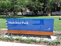 KSD Hamilton Park Signage