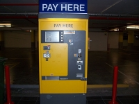 Pay Here Signage