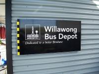 Willawong Bus Depot
