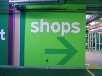 Painted Shops Graphics