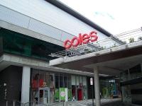 Coles The Barrarcks