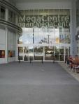 Logan Mega Centre Glass Graphics