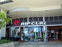 Rip Curl Front Signage