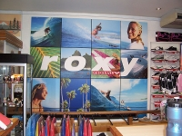 ROXY Wall Graphic