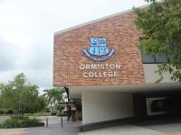 Ormiston College  Building Signage