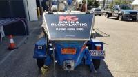 MG Bricklaying Mixer Graphics