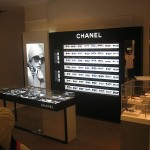 Chanel display